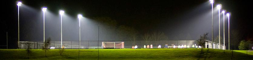 Спортивное освещение