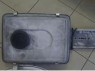 Светильник I-VALO, со следами загрязнений