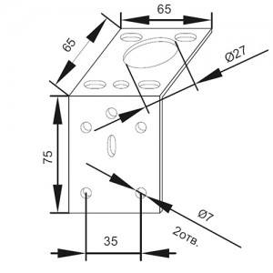 Варианты установки и крепежа
