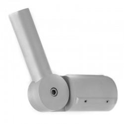 Поворотный кронштейн ДКУ 02 СБ предназначен для настенного крепления уличных консольных светильников