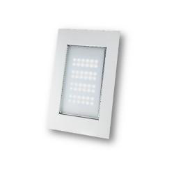 Светодиодный светильник для АЗС ДВУ 27-78-50-Д110