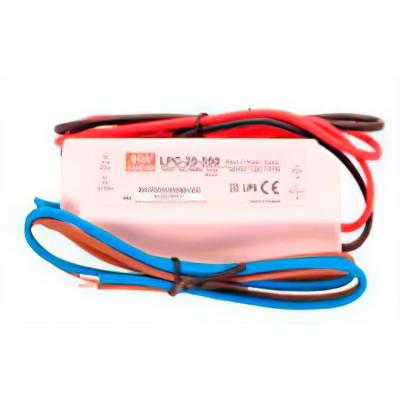 Драйвер LPC-20-350 AC/DC LED MW