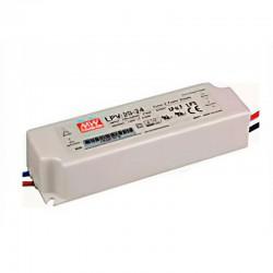 LPV-20-24 AC/DC LED MW