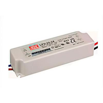 Блок питания LPV-20-24 AC/DC LED MW