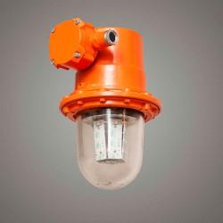 Взрывозащищенный светодиодный светильник Петролюкс-Атом-01.х.х