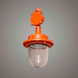 Взрывозащищенный светодиодный светильник Петролюкс-Атом-02.х.х
