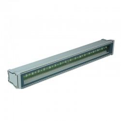 Линейный светильник ПБУ 506-1x18-600-RGB-DMX